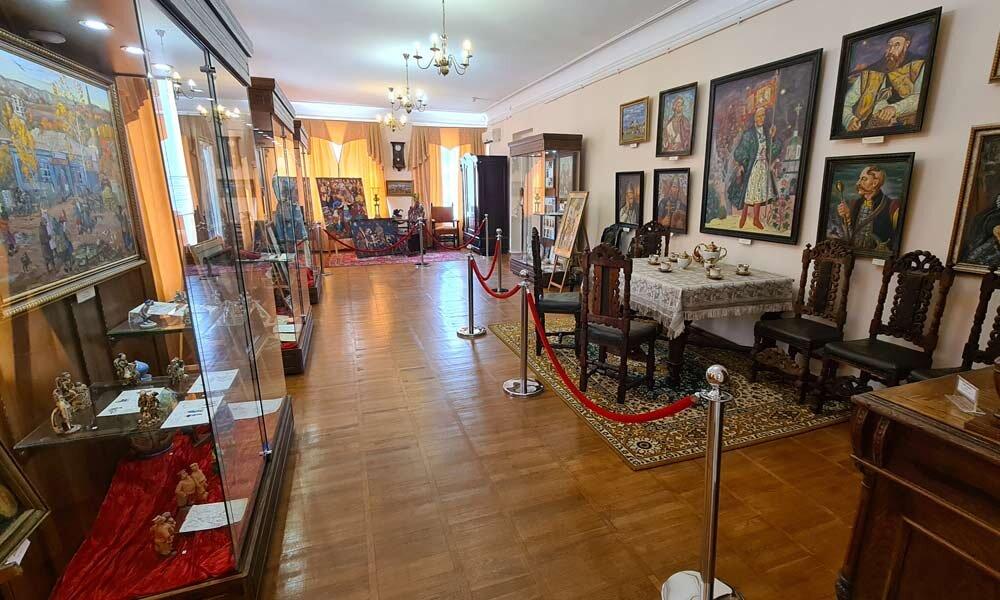 Старочеркасский музей-заповедник.