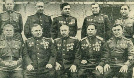 Генерал Алексей Селиванов.