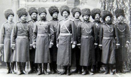 Казаки из Яика, или вкратце про уральское казачье войско.