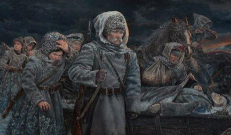 Ольга Терехова из Тамбова.