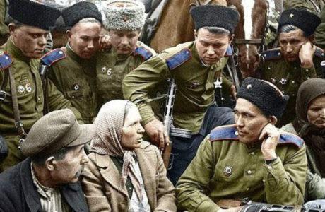 Казаки в Великой Отечественной войне.