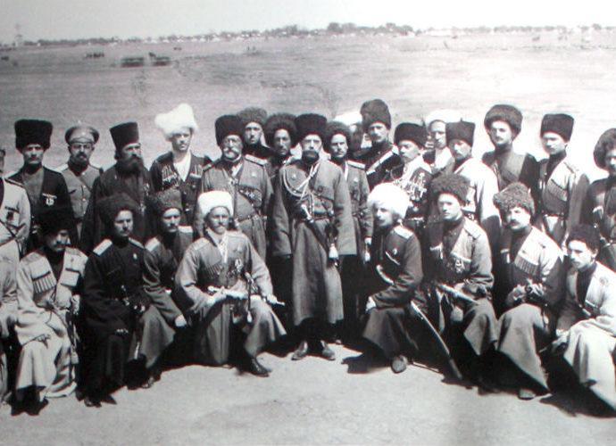 Мусульмане в Первой Мировой войне.