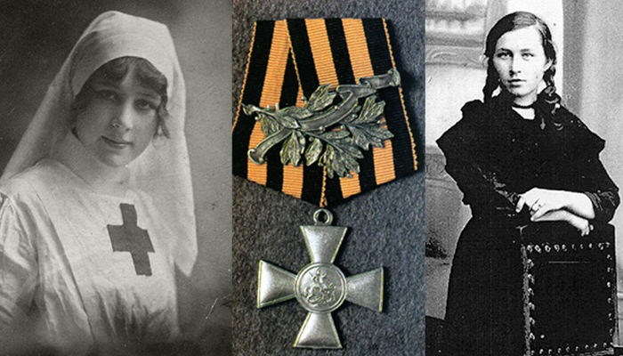 Георгиевский кавалер - Римма Михайловна Иванова.