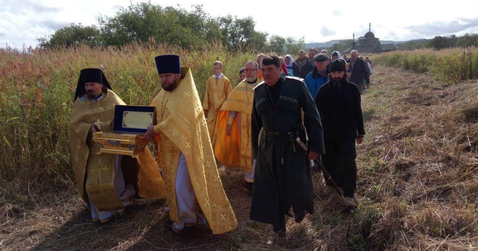 Успенский храм Нижнекамского острога: возрождение Литургической жизни.