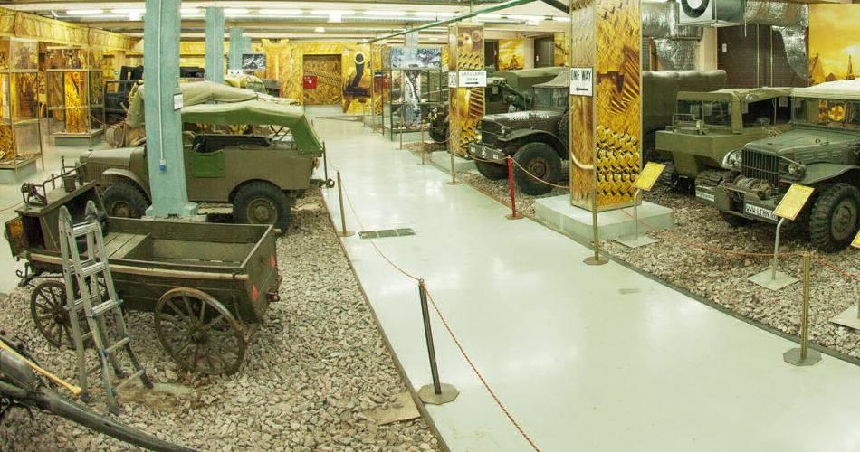 Музей Победы на Поклонной горе будет бесплатно открыт в «Ночь искусств».
