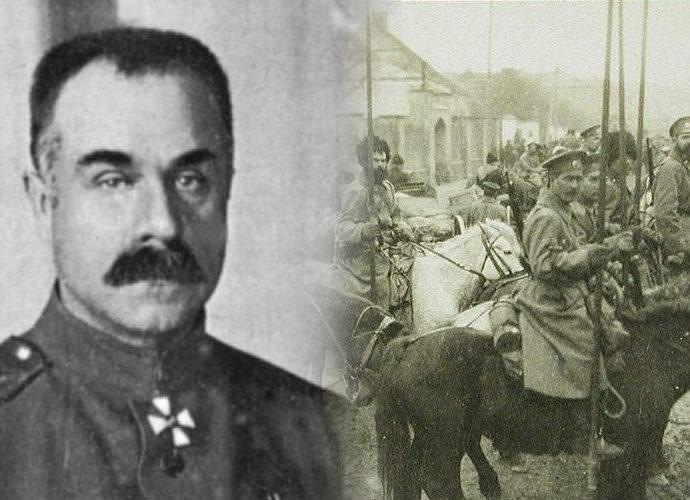 Трагическая судьба первого Атамана Донского войска Каледина.