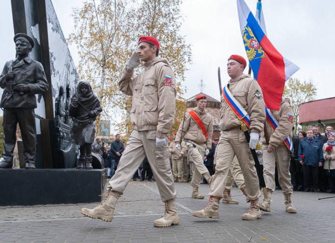 Памятник детям-героев города Архангельска станет символом детского подвига.
