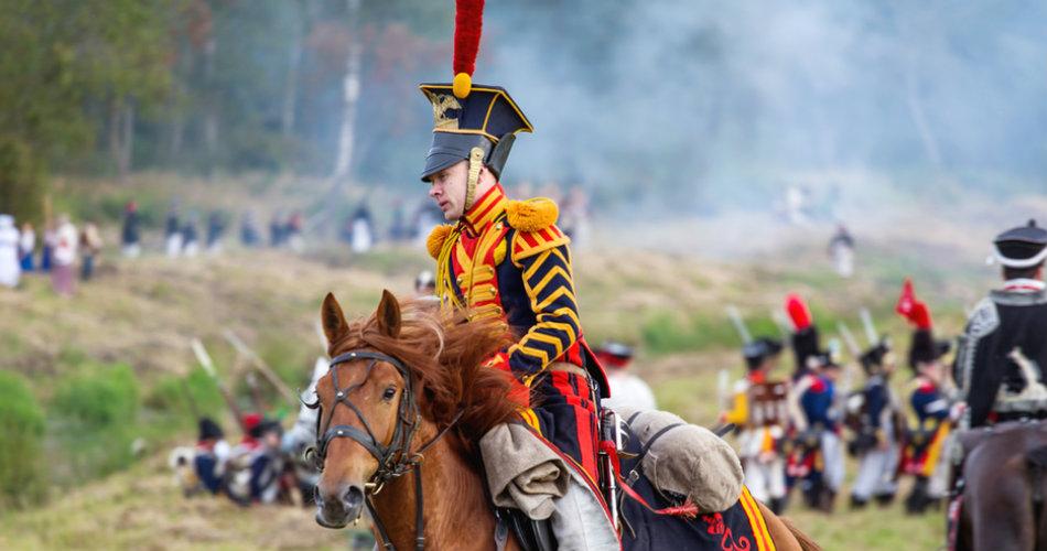 В Санкт-Петербурге открылась выставка о военной истории России о документах войны.