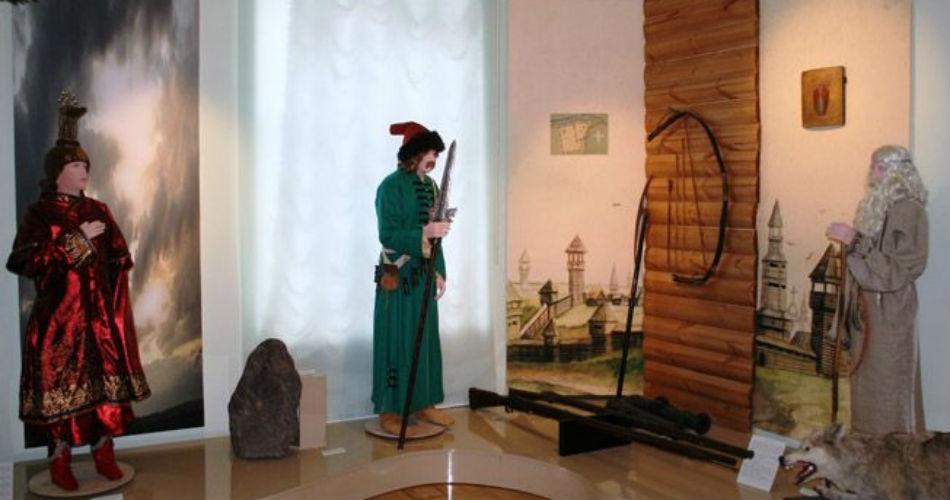 Тамбовский краеведческий музей открыл выставку в честь своего 140-летия.