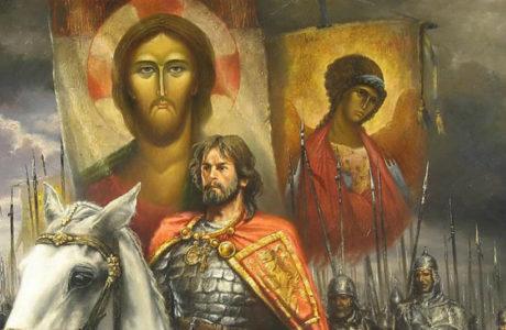 Александр Невский – великий полководец, правитель и святой.