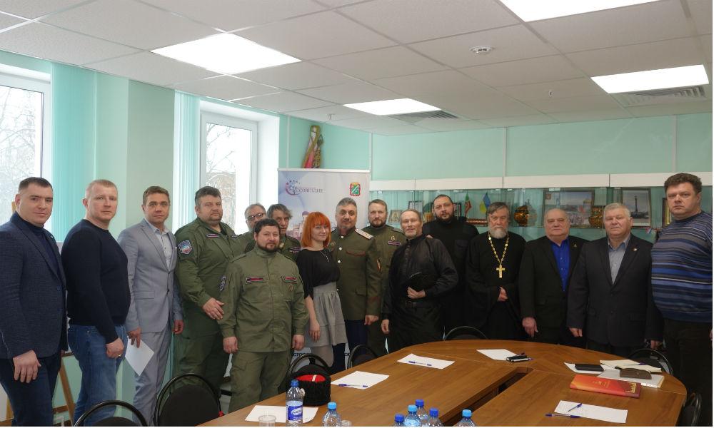 В Наро-Фоминске состоялся круглый стол посвященный 75-летию Великой Победы.