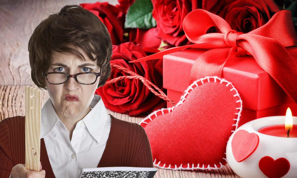 День святого Валентина: что делать школам в этот день?