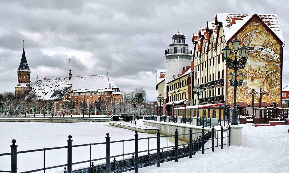 Новый музейный комплекс появиться в Калининграде.