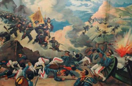 В ночь c 8 на 9 февраля 1904 г. началась Русско-японская война.