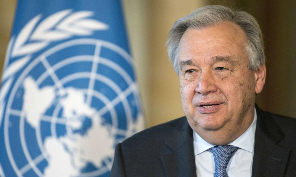 Генеральный секретарь ООН посетит Москву 9 мая.