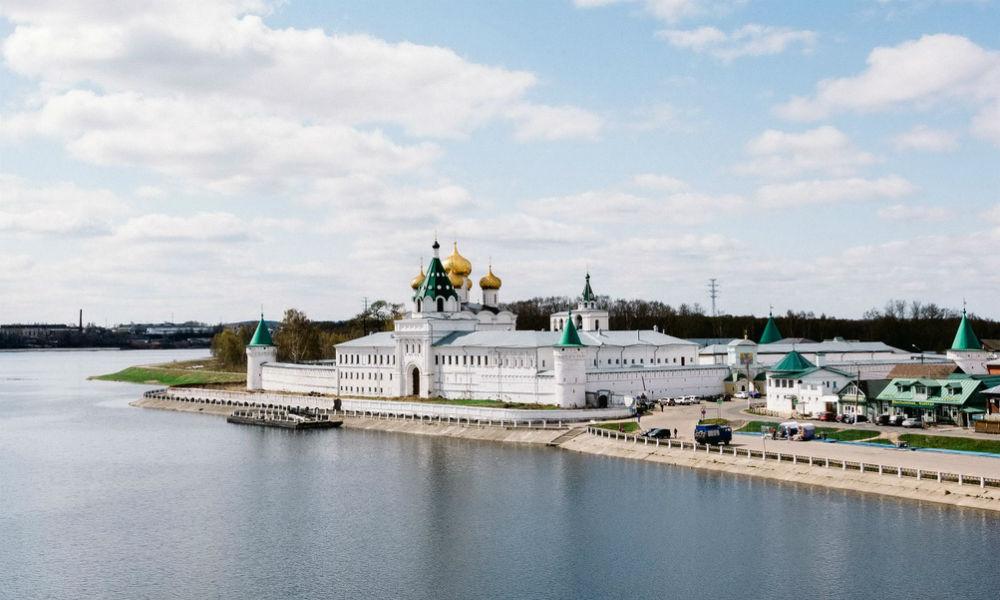 Ипатьевский монастырь Святой Троицы, жемчужина монастырей России.