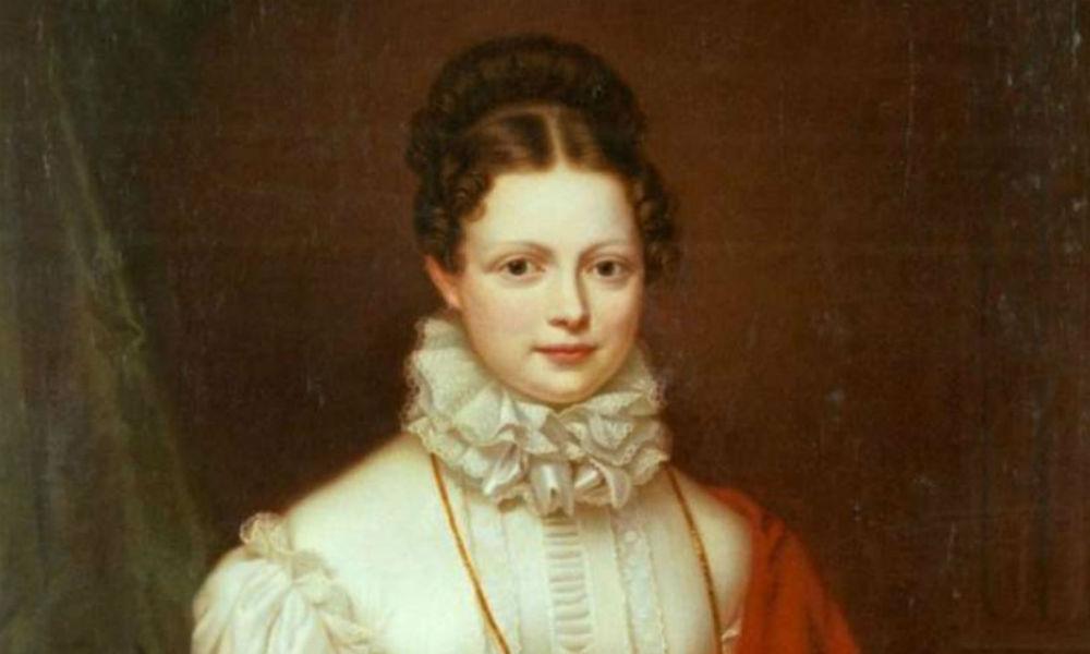 Княжна Екатерина Павловна.