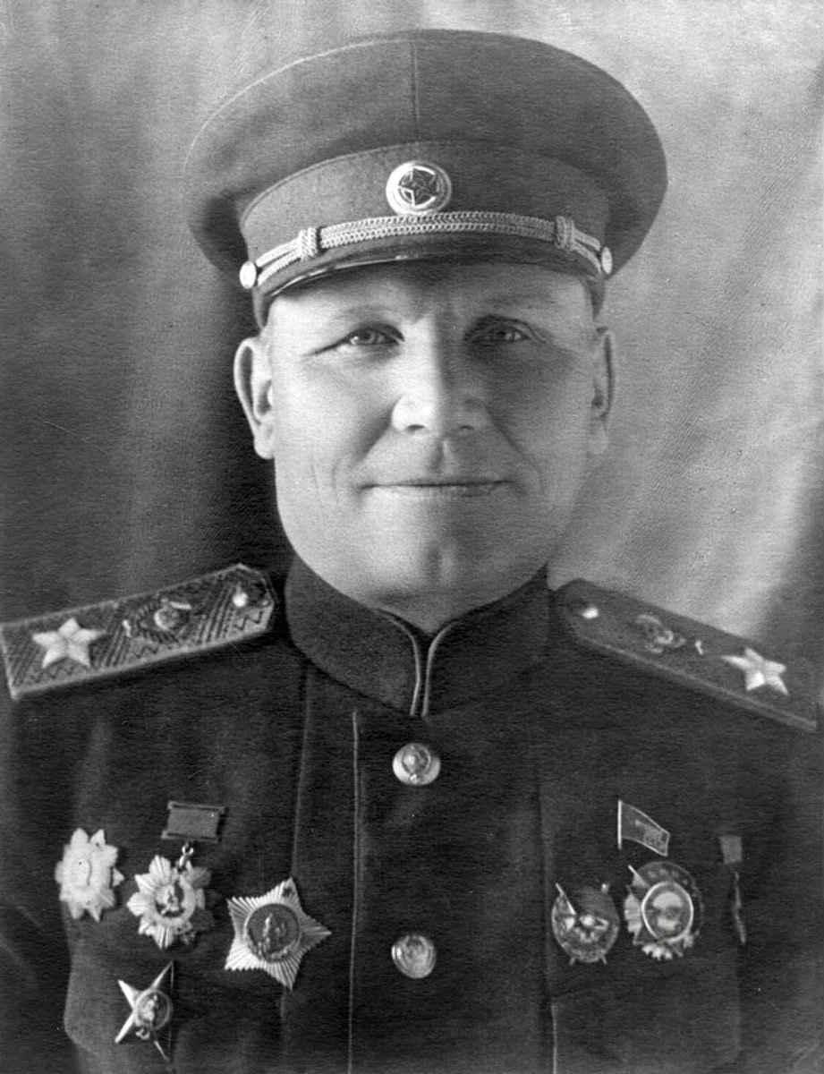 Маршалу Коневу присвоили в Праге статус преступника-1.
