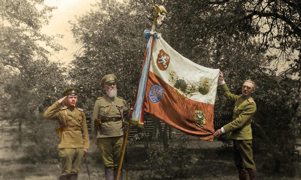 Чехословацкий корпус и память о нём: вандалы против вандалов.