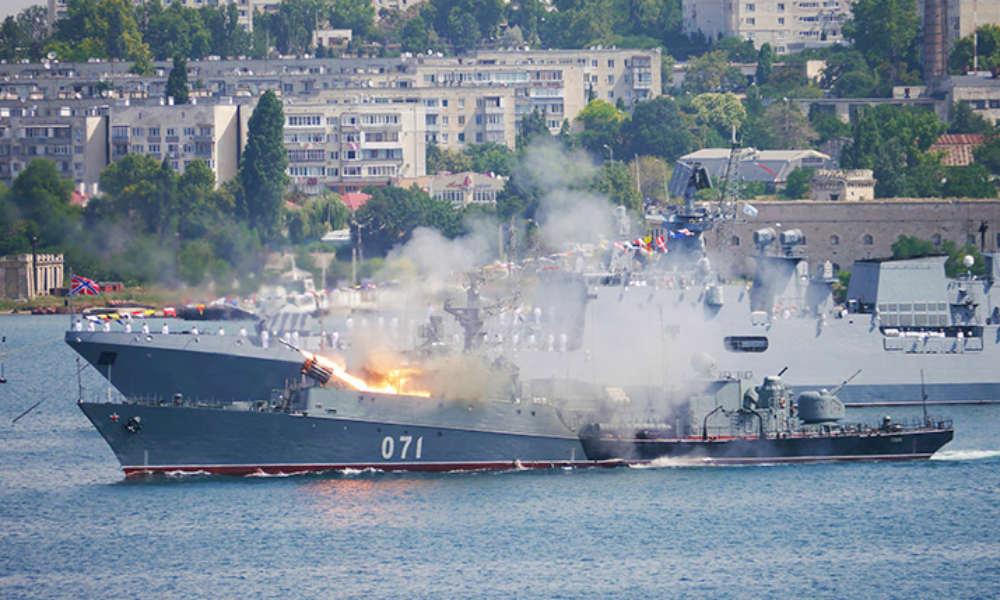 Черноморский флот: краткая история.