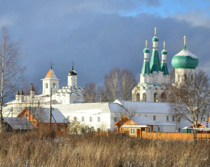 Монастырь Александра Свирского 2
