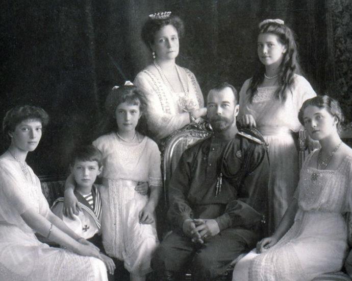 Николай II - последний император России.