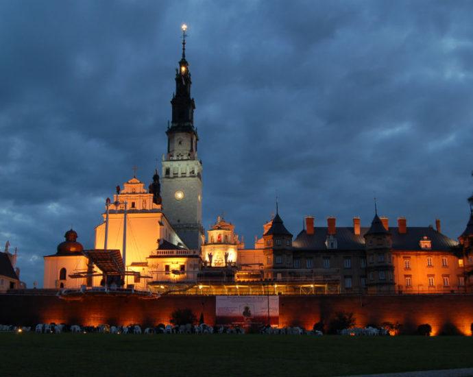 Образ Ченстоховской Богоматери и монастырь на Ясной горе 1