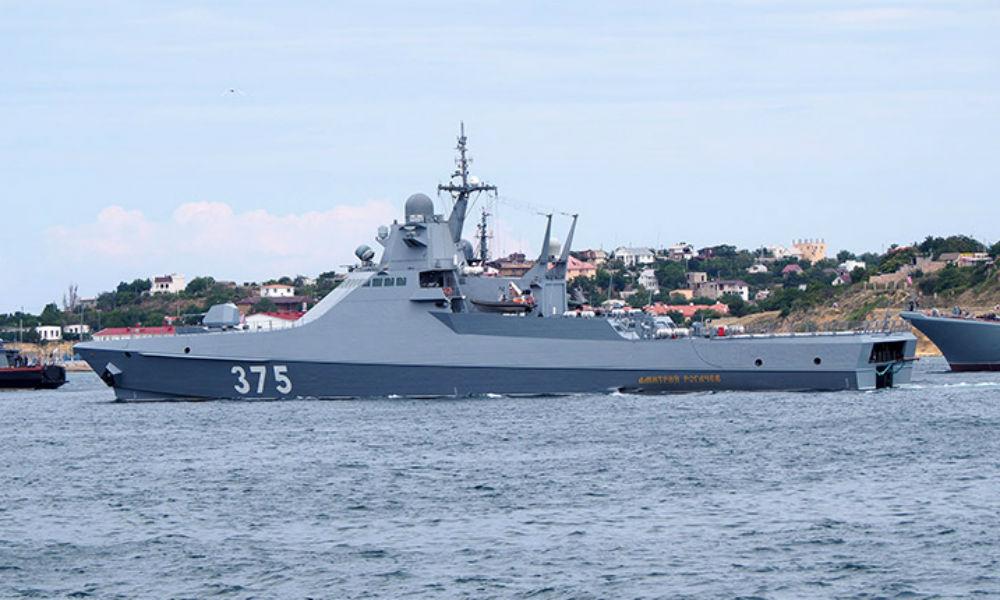Черноморский флот: краткая история флота.