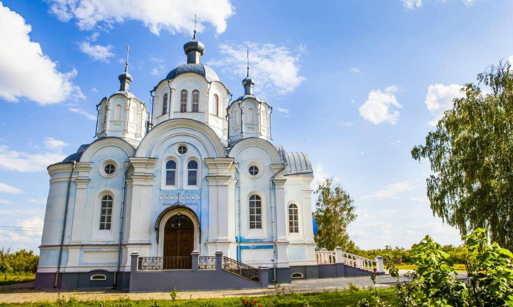 Богородице-Знаменский Сухотинский женский монастырь.