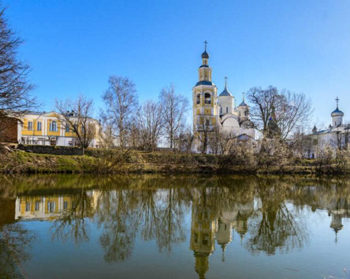 Спасо-Прилуцкий Дмитриев монастырь 1