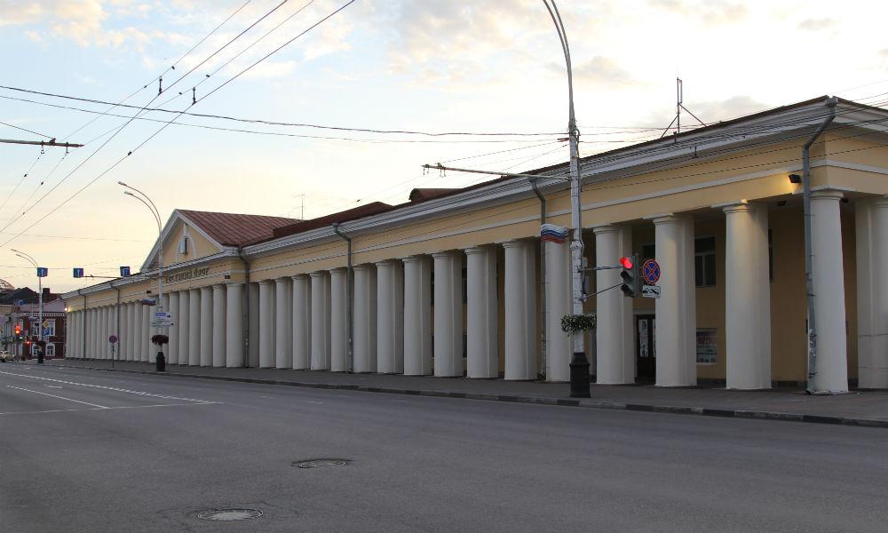 Тамбовский ГУМ: прошлое и неясное будущее.