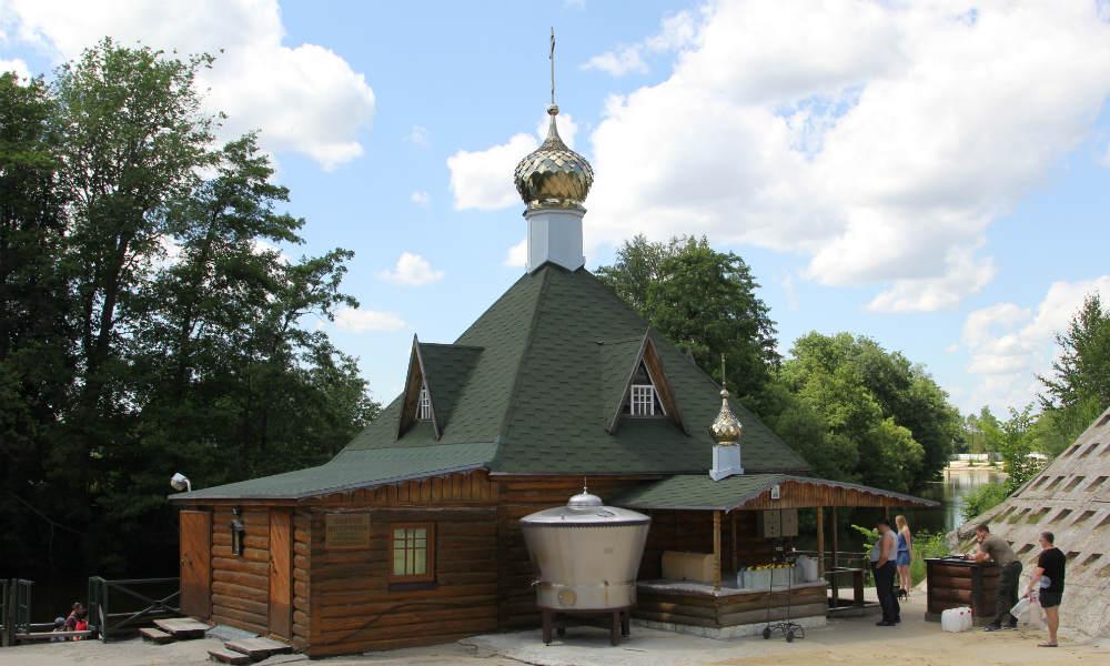 Трегуляевский Иоанно-Предтеченский монастырь под Тамбовом.