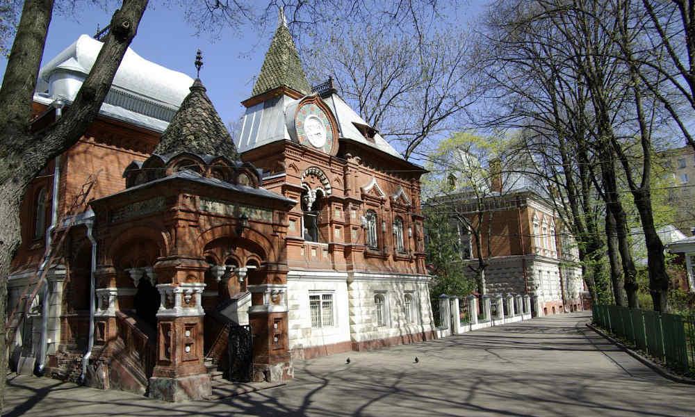 Государственный биологический музей им. К.А. Тимирязева.