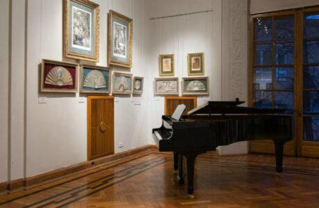 Всероссийский музей декоративно-прикладного и народного искусства.