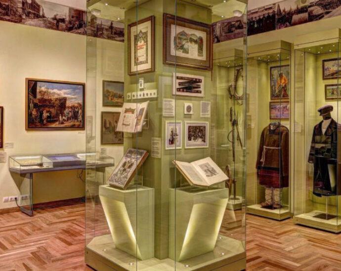 Государственный центральный музей современной истории России.