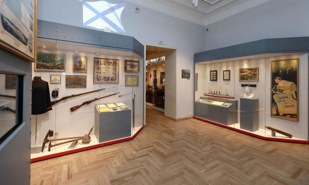 Государственный центральный музей современной истории России в Москве.