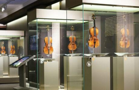 Российский национальный музей музыки в Москве.