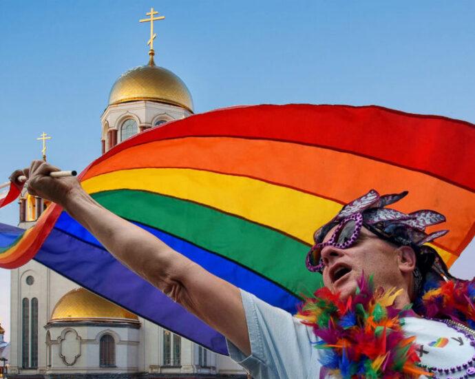 """ЛГБТ хотят устроить """"неделю гордости"""" в Екатеринбурге."""