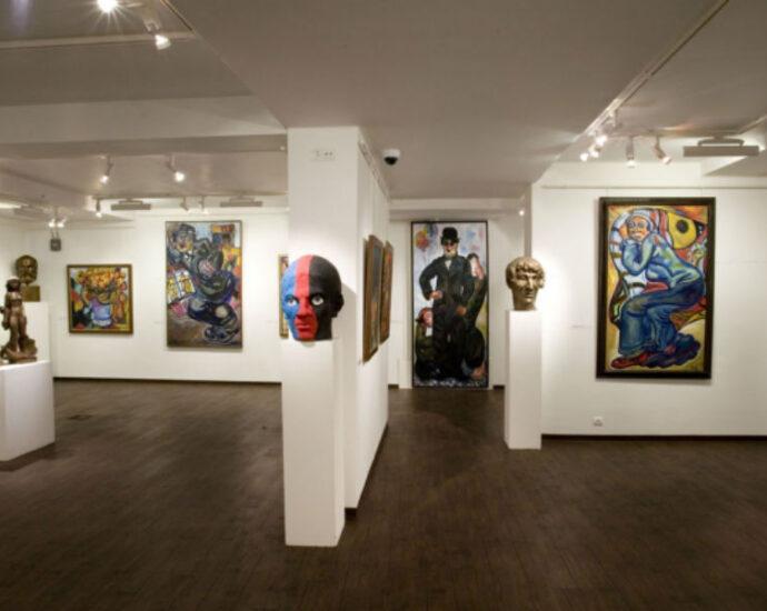 Московский музей современного искусства.