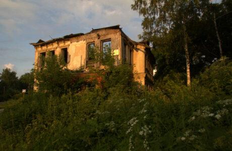 Плевако Фёдор Никифорович и его разрушенная усадьба в Тамбовской области.