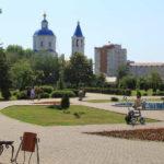 Кронштадтская площадь в Тамбове. Ушедшая память о казаках.