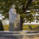 Памятник Сергею Ценскому в Тамбове.