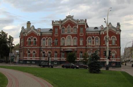 Комитет по управлению имуществом Тамбовской области и наследие.