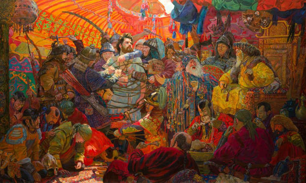 Монголо-татарское нашествие. Евпатий Коловрат.