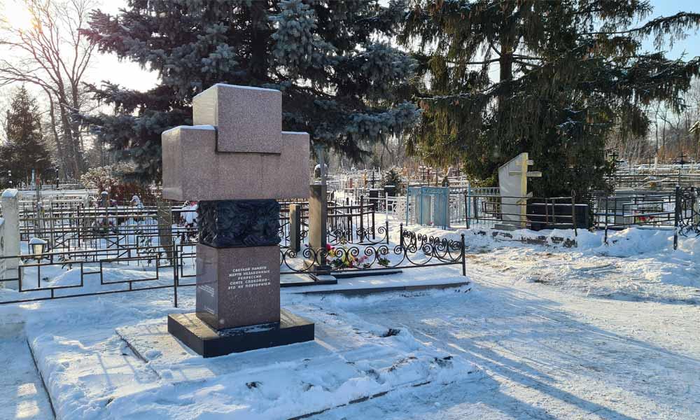Петропавловское кладбище в Тамбове и тайны истории.