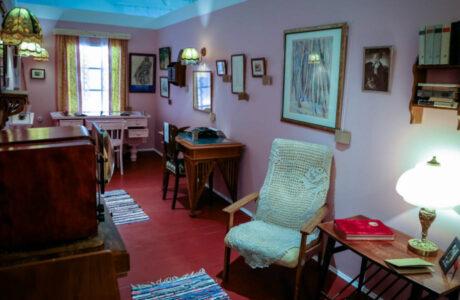 Дом-музей Марины Цветаевой в Москве.
