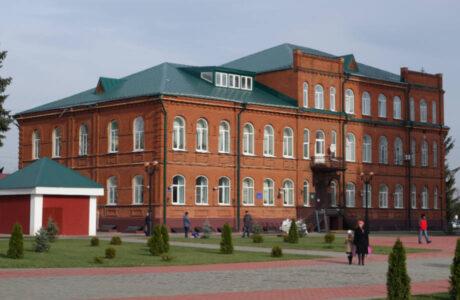 Питиримовская гимназия в Тамбове.
