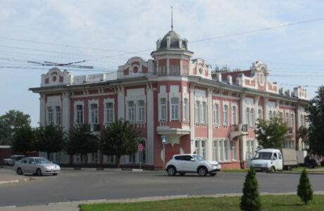 Усадьба Гудовича в Тамбове.