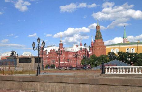 Москва и её тайны.