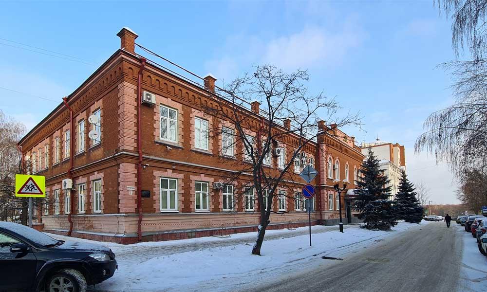 Тамбовская областная прокуратура и наследие архитектуры.